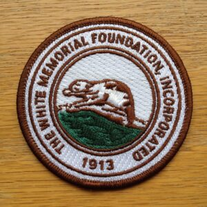 White Memorial Foundation Patch