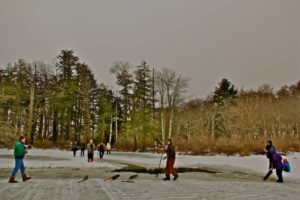 Cut It Out: The Local History and Practice of Ice Harvesting