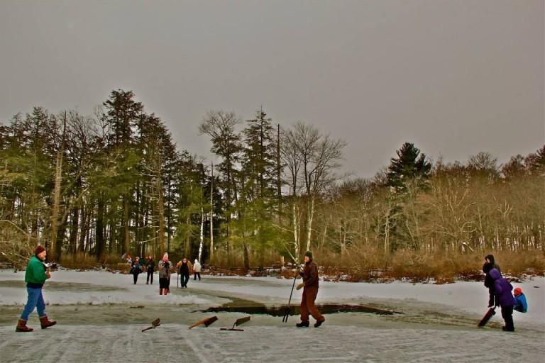 ice-harvesting
