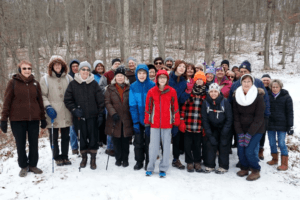 5th Annual Winter Walk Along the Lake and Butternut Brook Trails with Marlow Shami @ A.B. Ceder Room  | Providence | Rhode Island | United States