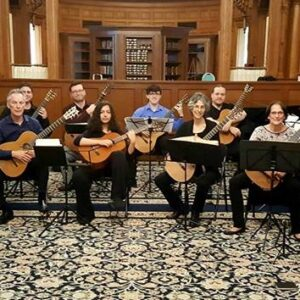 Concert: The Hartford Classical Guitar Ensemble