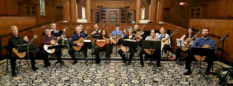 hartford classcal guitar ensemble