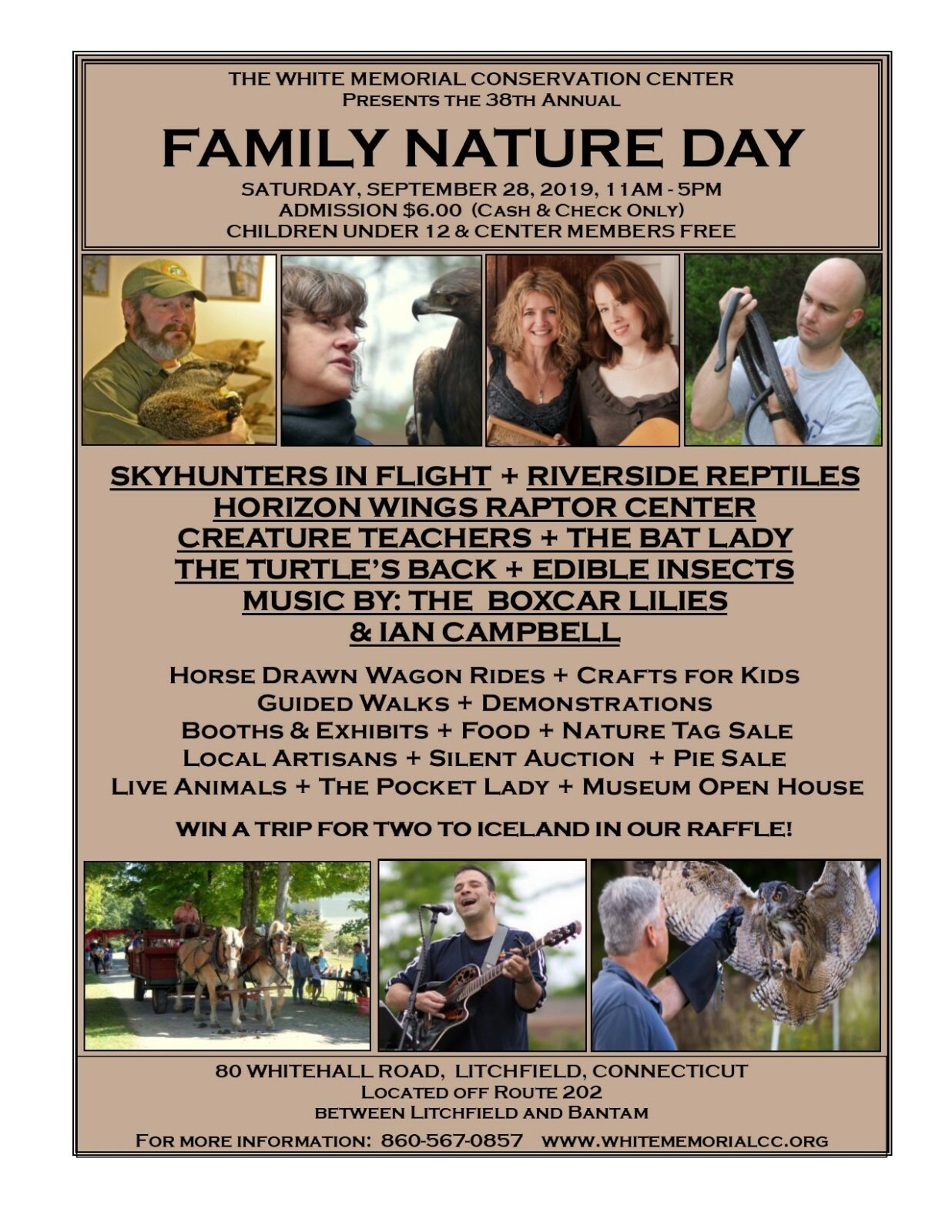 Nature Day Poster 2019