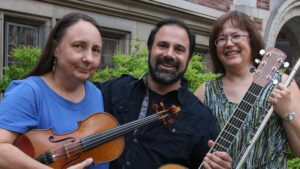 Contra Dance with O'Wryly!