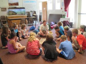 """Sense""-sational Spring Break Camp Grades 1-3 - CANCELLED @ White Memorial - Ceder Room"