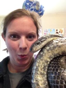 Who's a Herptile?: Reptiles and Amphibians with Carrie Szwed