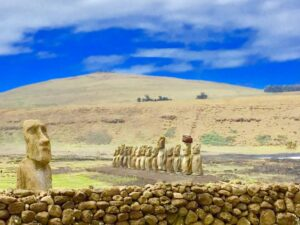 The Navel of the World: An Exploration of Easter Island
