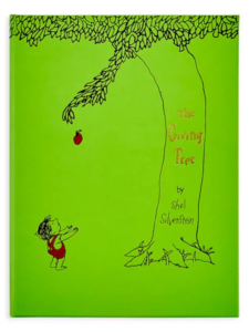 Read-Aloud of The Giving Tree (Featuring a Feathered Friend) with Carrie Szwed, Education Director