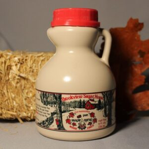Brookview Sugar House MOUTHWATERING Maple Syrup ~ Half Pint