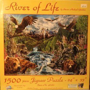 River of Life Jigsaw Puzzle