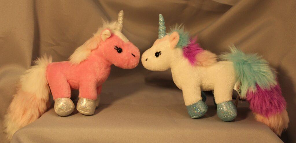 fluffy tail unicorns