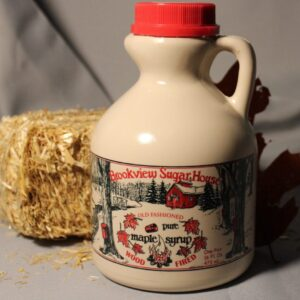 Brookview Sugar House MOUTHWATERING Maple Syrup ~ Pint