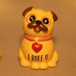 Popular Pug Minis with Heartfelt Sayings