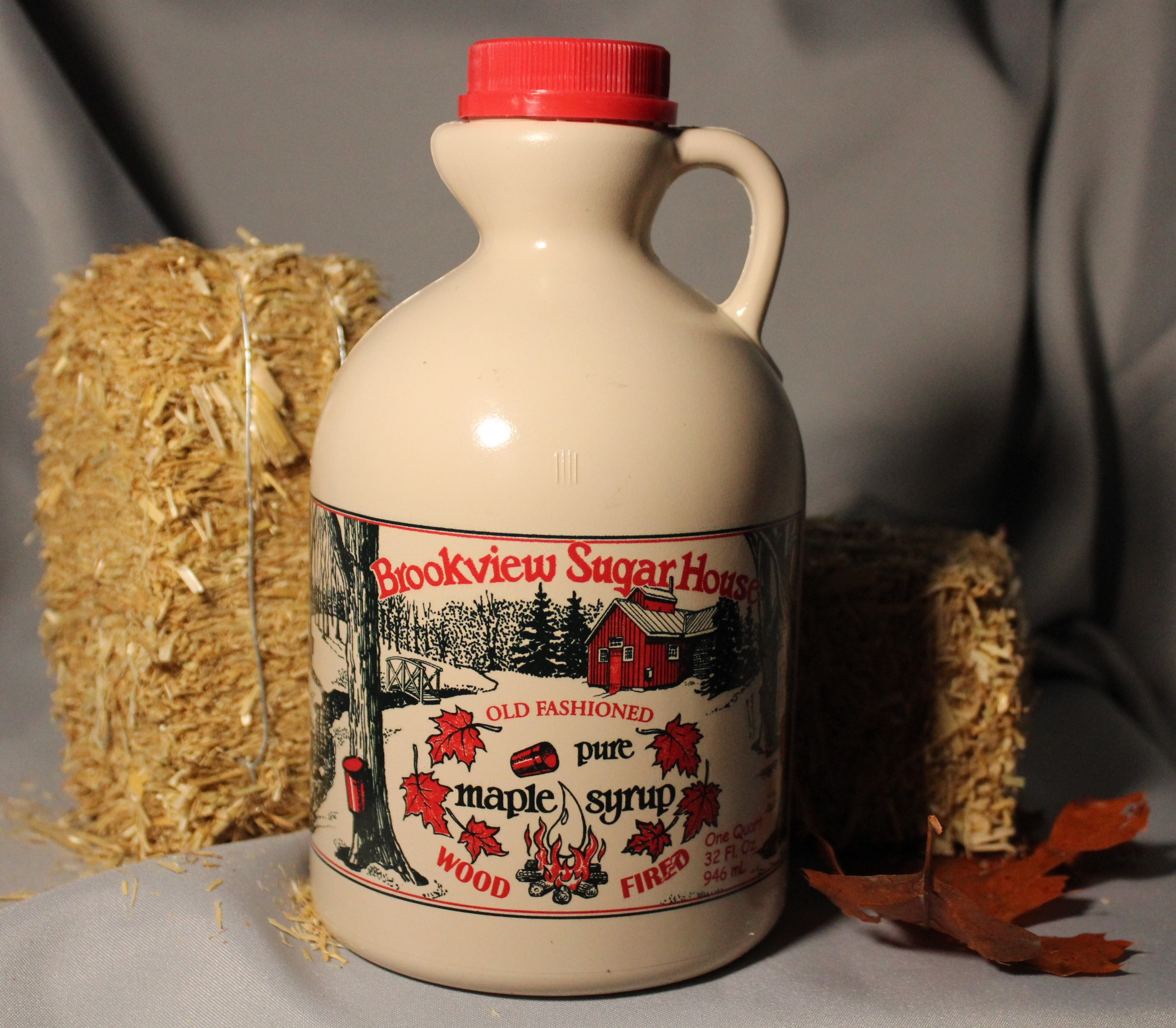 quart maple syrup