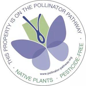 Pollinator Pathway Medallion