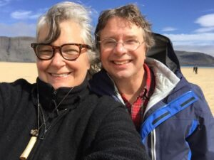 Rock Around the Ring Road with Tom Alena and Gerri Griswold