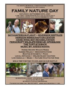 The 39th Annual Family Nature Day!